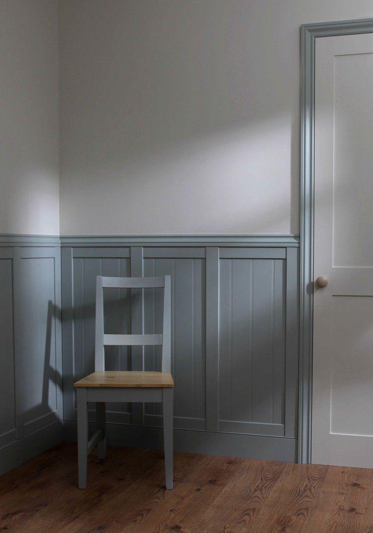 soubassement boiserie murale pour personnaliser les murs et leur beaut d coration int rieure. Black Bedroom Furniture Sets. Home Design Ideas