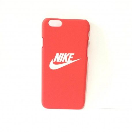 coque iphone 7 nike noir mat