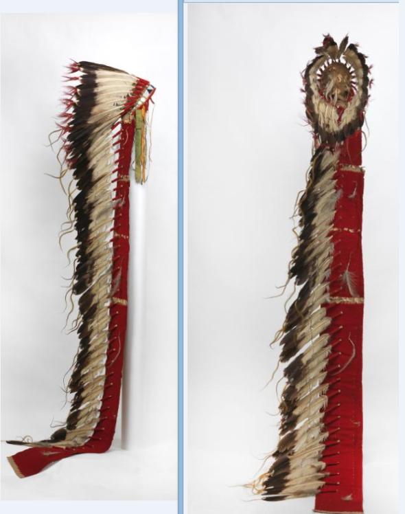 Sioux bonnet