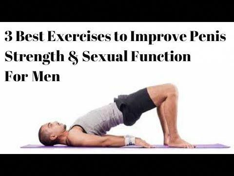 kegel exercises for men  how to last longer in bed with