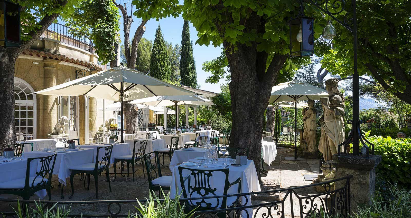 Villa Gallici - Aix-en-Provence - a MICHELIN Guide Restaurant