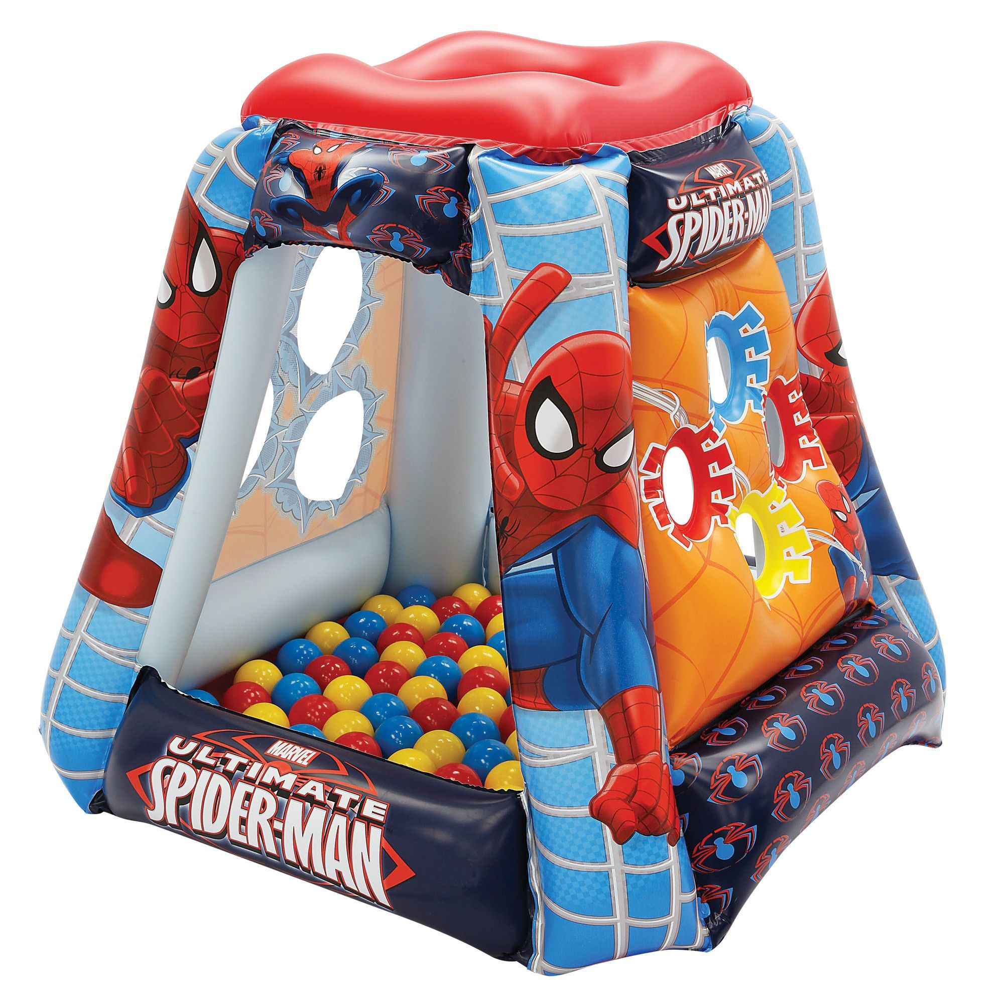 Moose Mountain Ultimate Spiderman Spider Power Playland Play Tent  sc 1 st  Pinterest & Moose Mountain Ultimate Spiderman Spider Power Playland Play Tent ...