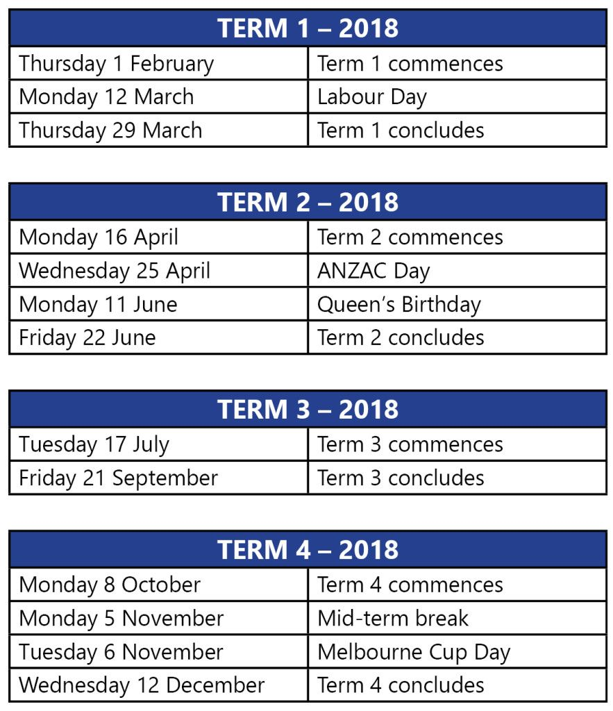 2018 calendar nsw school holidays calendar holidays school