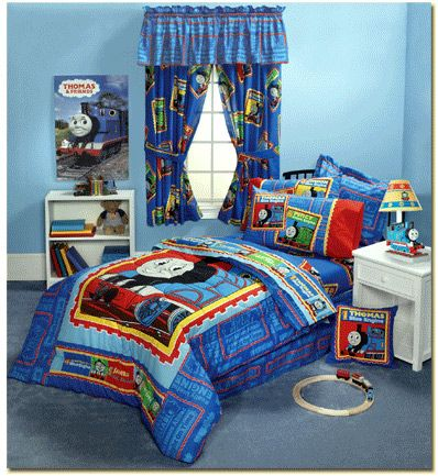 Etonnant Thomas The Tank Engine Room Decor | Under: Thomas The Tank Engine Bedding U0026  Room Decor » Thomas U0026 Friends ... | For The Kid... | Thomas Bedroom, Train  ...