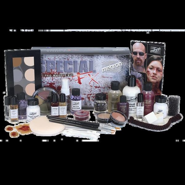 Mehron Special Fx Makeup Kit Fx Makeup Kit Makeup Kit Mehron