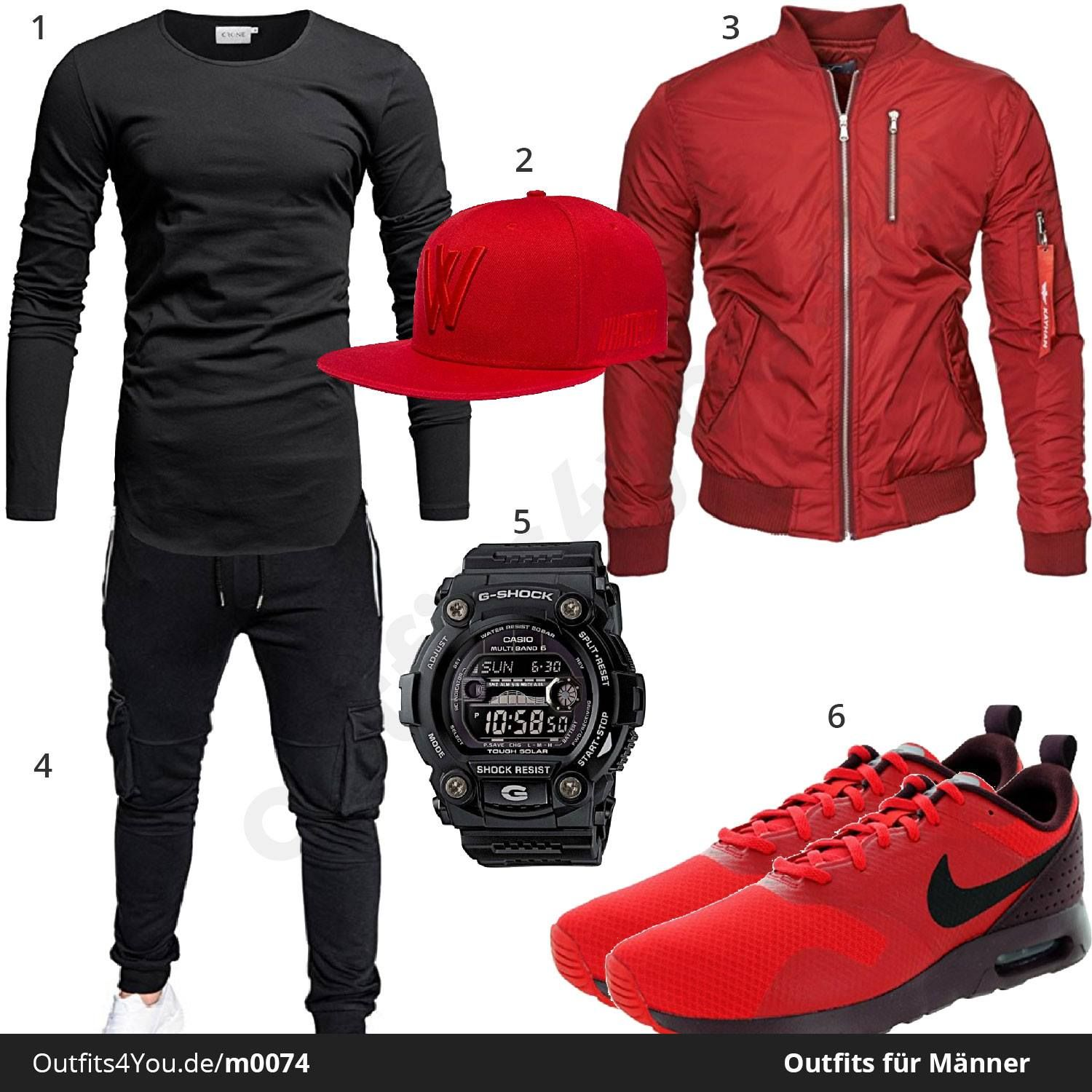 http://www.outfits4you.de #nike #whatever #casio #