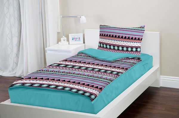 Zip Up Bedding The Funky Make Your Bed Solution Zip Up Bedding Zipit Bedding Funky Bedding