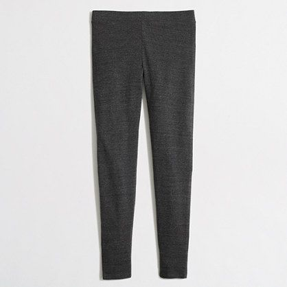 my favorite legging from Jcrew Factory. Pinning this for easy reordering