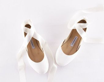 The Wedding Shoes | Bridal Ballet Flats | The Low Heel Shoes for ...