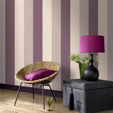 superfresco java plum purple striped