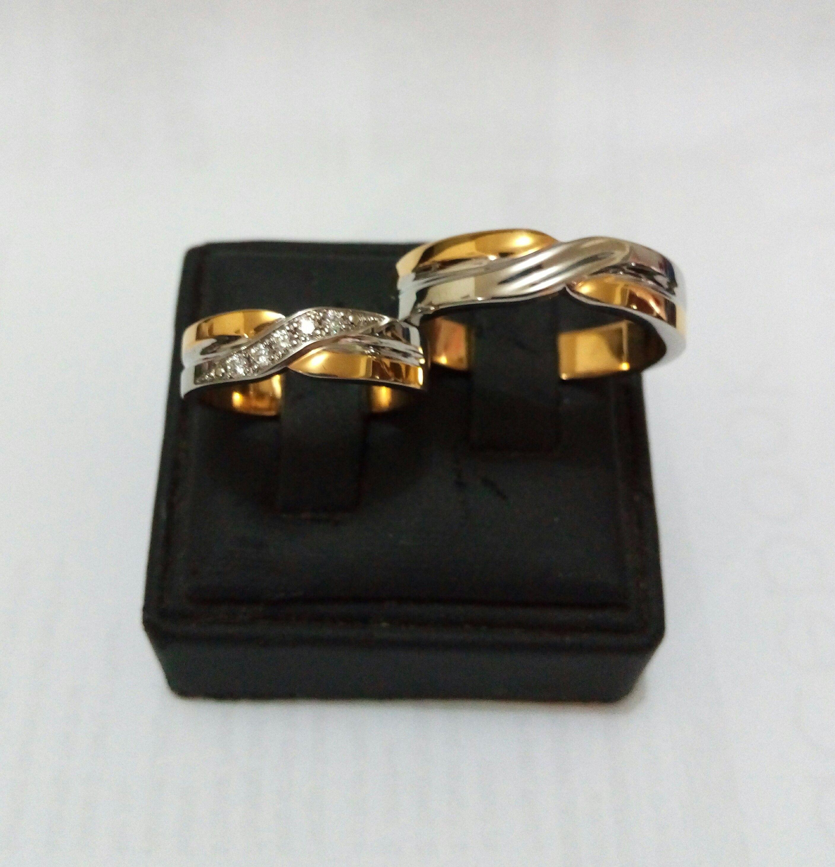 Home Di 2018 Cincin Nikah Pinterest Diamond Dan Rose Ring Emas Berlian Perhiasan Kawin Palladium 5 Gram