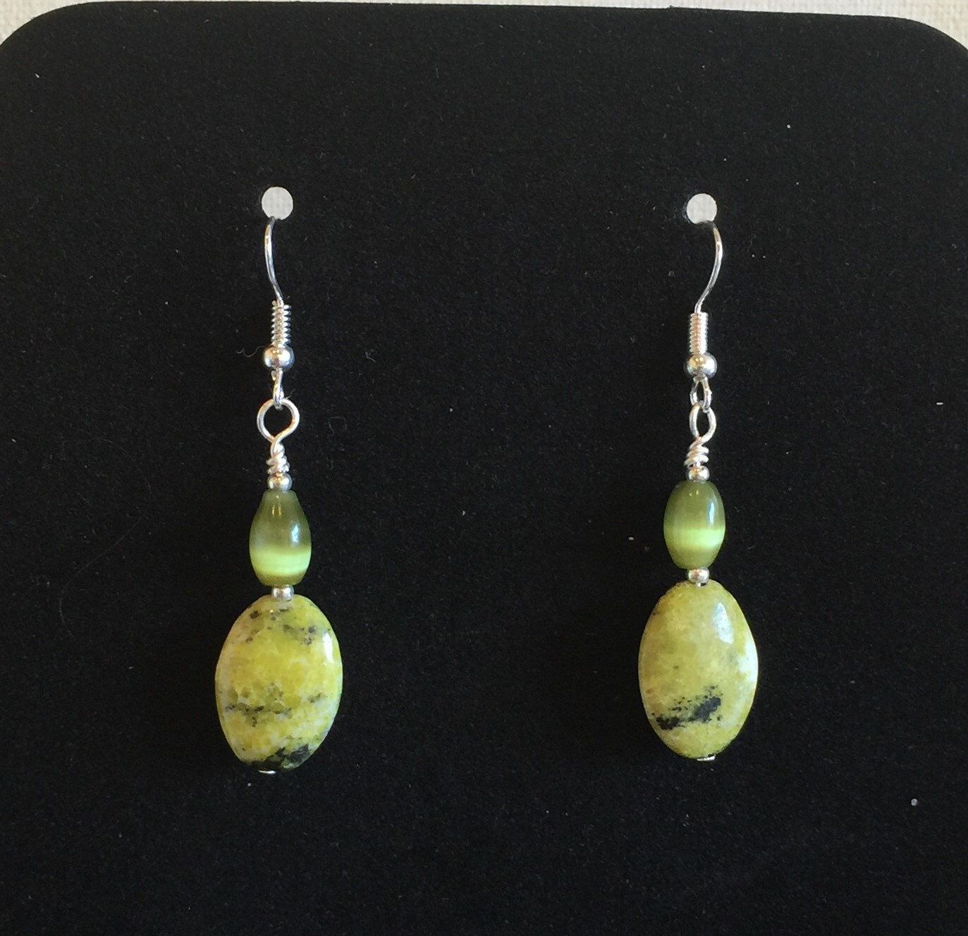 ceramic by shop dinner jenny eco stone natural earrings for authentic an arts hoople friendly party of