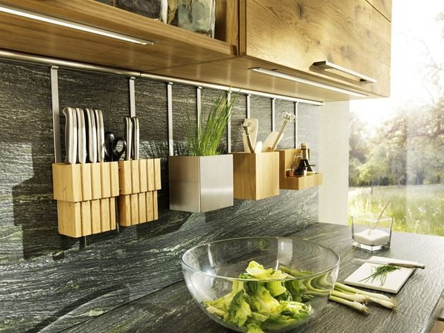 Loft Kitchen By Team7 Has Modern Woodsy Aesthetic With Images Country Cottage Kitchen Loft Kitchen