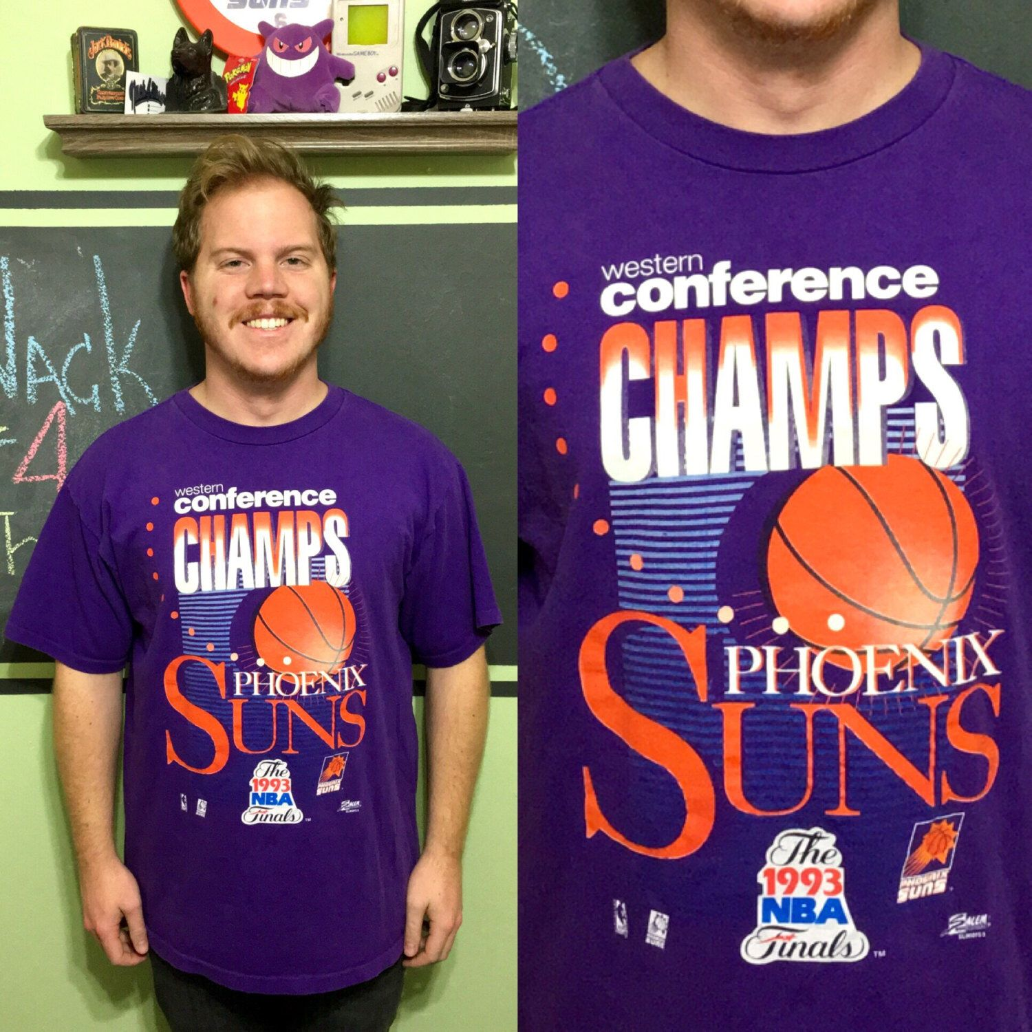 e65e245d3 Basketball Shirts · Phoenix Suns · Western Conference · Champion · A  personal favorite from my Etsy shop https   www.etsy.com
