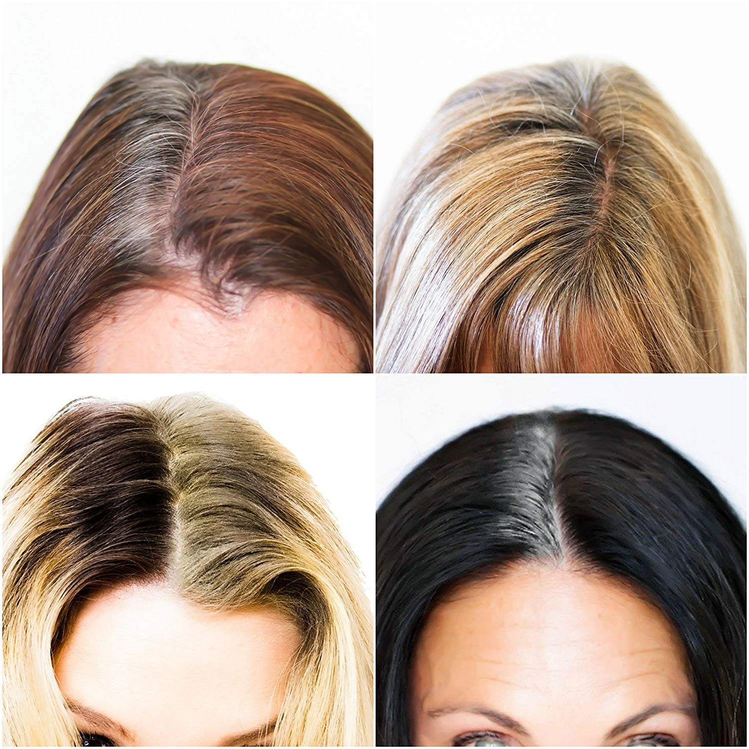 Root Touch Up Hair Powder Temporary Hair Color Root Concealer Thinning Hair Powder Dry Shampoo K Temporary Hair Color Hairstyles For Thin Hair Hair Color