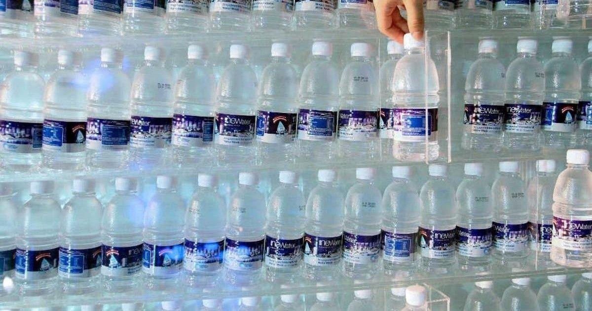 Para La Salud El Agua Del Grifo Es Perfectamente Aceptable Y Buena Beber Agua Embotellada No Tiene Ningún Grifo De Agua Agua Embotellada Agua Mineral Natural