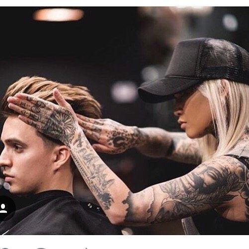 my inspiration  I love barber shop #pacinostheapp #barber #barberlife #barbershop #barbershopconnect #barberlove #barbers #barbersince98 #barberworld #barberlessons #barbergrind #barbers_soul #barberwoman #barbernation #barberia by eubrunabarber_