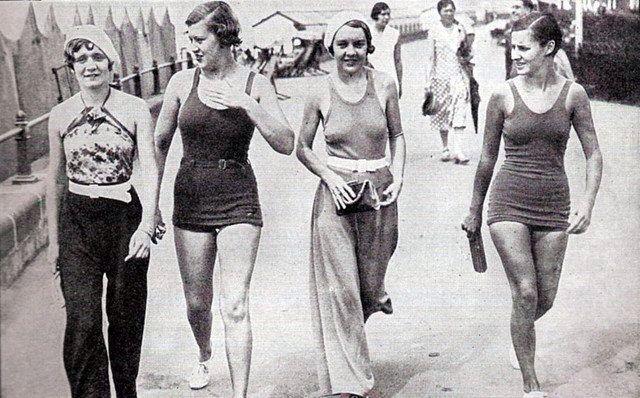 Resultado de imagen para 1930 swimsuit