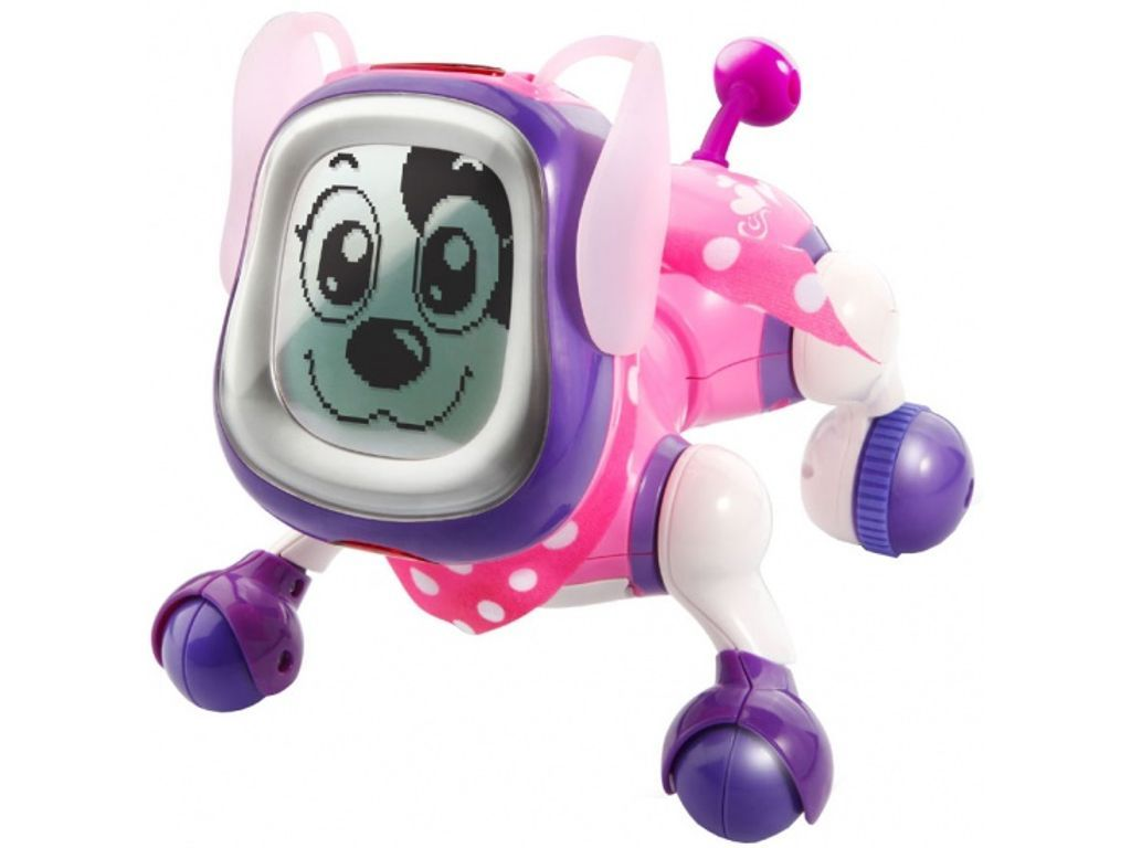 Vtech Kididoggy Pink Robotic Dog Konijn Superhelden Speelgoed