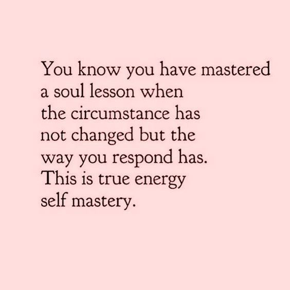 Achieving Self Mastery Quotes
