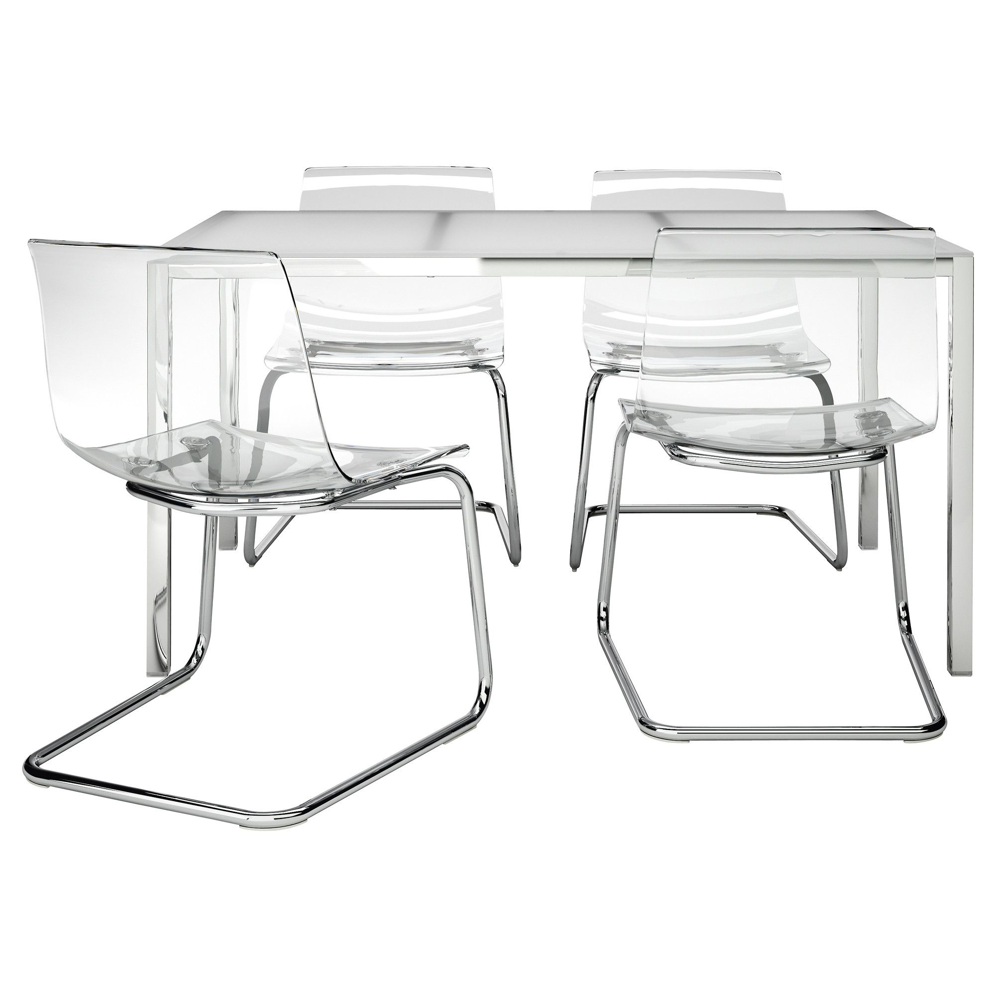 TORSBY TOBIAS Table And 4 Chairs