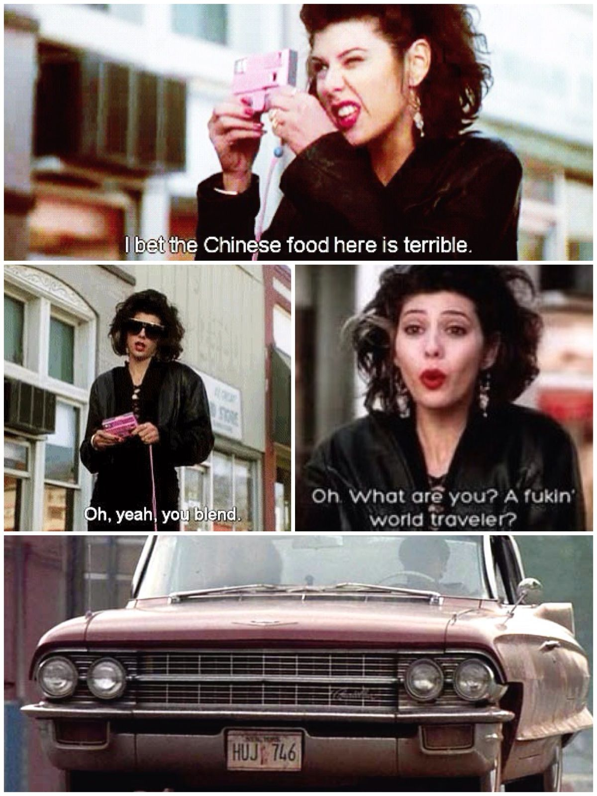 My Cousin Vinny 1992 With Images Marissa Tomei Movie Quotes