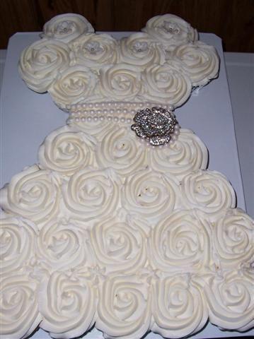 bridal shower cupcake dress bridal shower pinterest bridal shower cupcakes bridal shower and bridal shower cakes