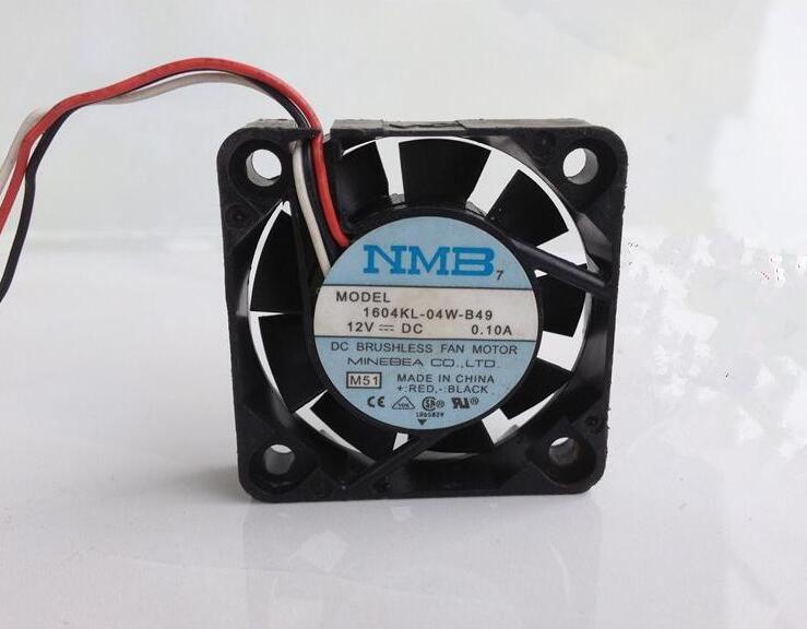 Nmb 1604kl 04w B49 12v 0 1a 3wires Cooling Fan Cooling Fan Fan