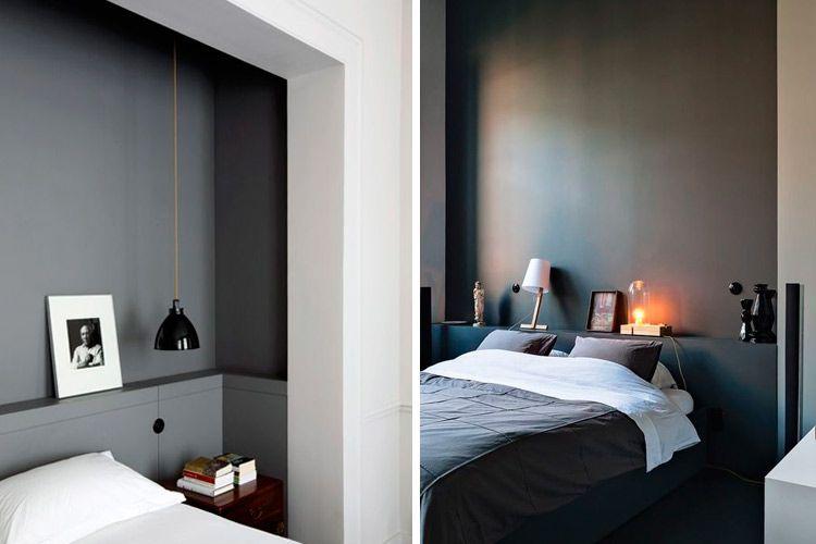 Cabeceros de obra para decorar tu dormitorio habitaci - Cabeceros de obra ...