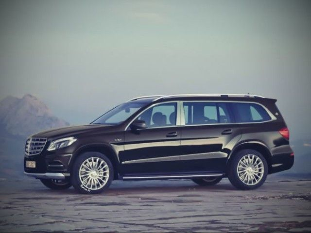 2018 Mercedes Maybach Gls Front Side Nice Cars Mercedes Maybach