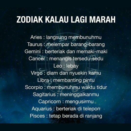Fakta Zodiak Pisces Kutipan Buku