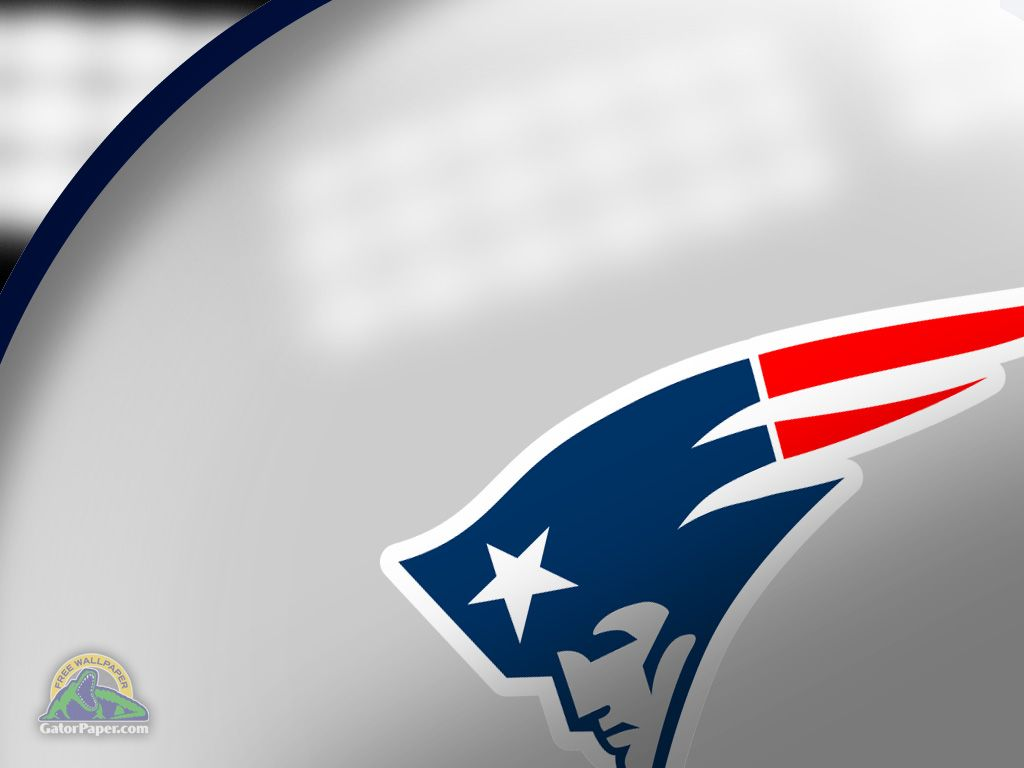 Patriots Logo Wallpaper 1024