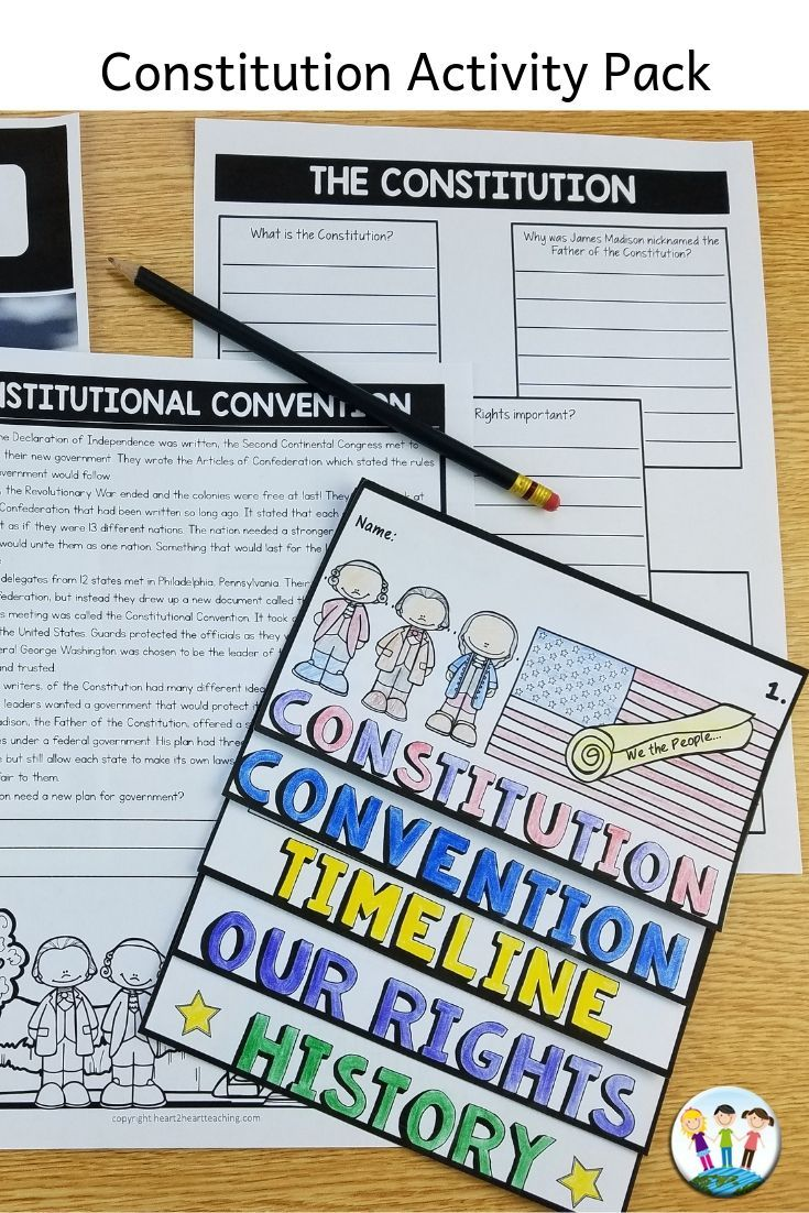 006 The Writing of the US Constitution Constitution Day