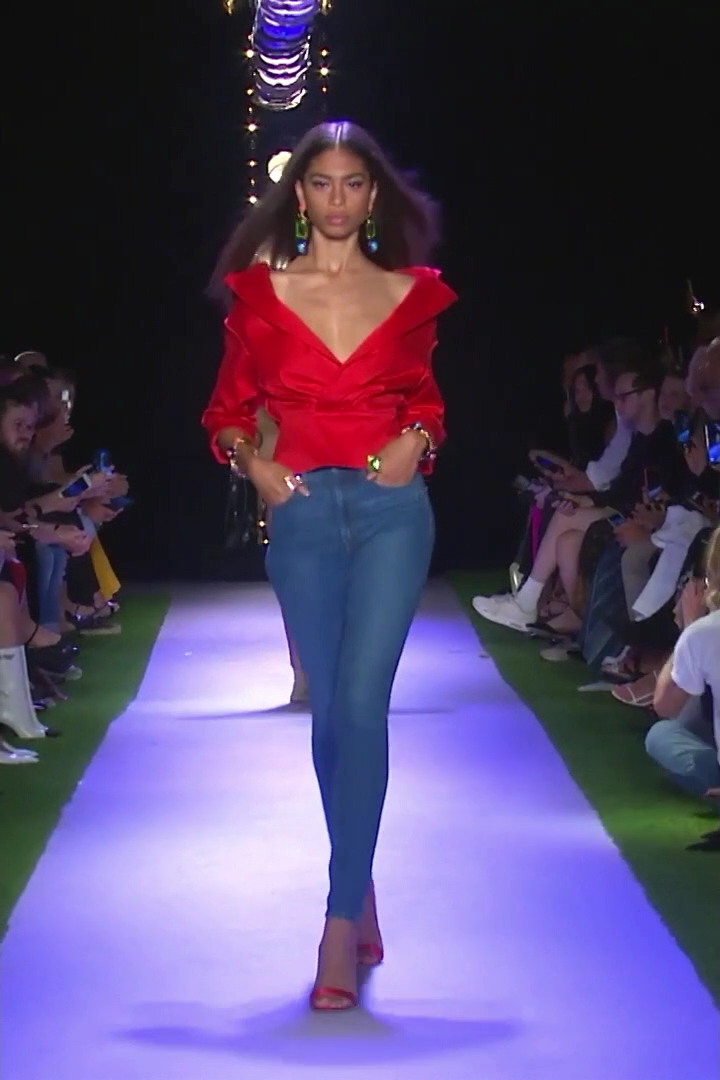 Brandon Maxwell Look 27. Spring Summer 2020 Collection