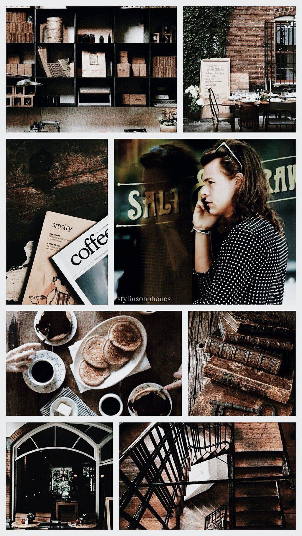 Harry Styles Lockscreen — ctto: @stylinsonphones