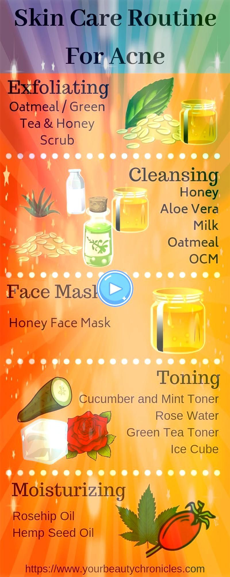 All Natural Skin Care Routine For Acne The All Natural Skin Care Routine For Acne Skin Care natural skin careThe All Natural Skin Care Routine For Acne Skin Care natural...
