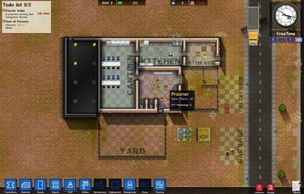Prison Architect Review – A Surprisingly Good Game