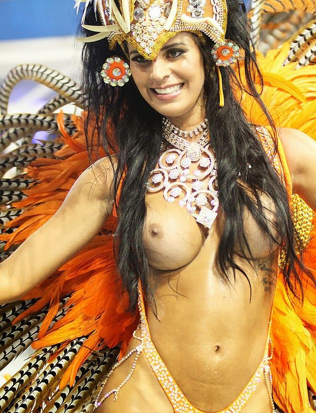Sexy Brazilian women at Rio Carnival  Naked body paint  nipple     Getty Images Miss Bum Bum brazil naked
