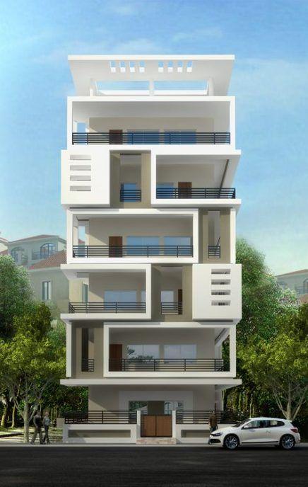 Best Apartment Design Elevation Ideas Architecture Building Design Facade House Bungalow House Design