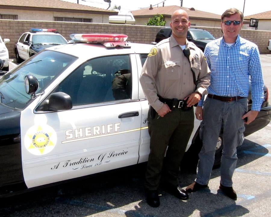 June 2013 Amsterdam Netherlands Criminal Prosecutor Alexander Van Dam Toured The Los Angeles County Sheriff S D Dam Tour County Sheriffs Los Angeles County