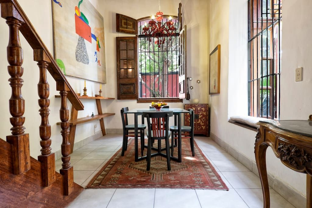 Barranco, Lima, Peru Cozy place, Workspace inspiration, Home