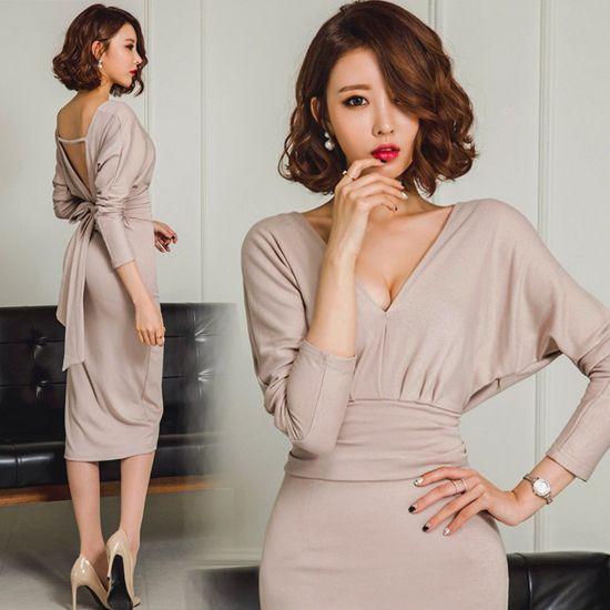 Sexy business dress