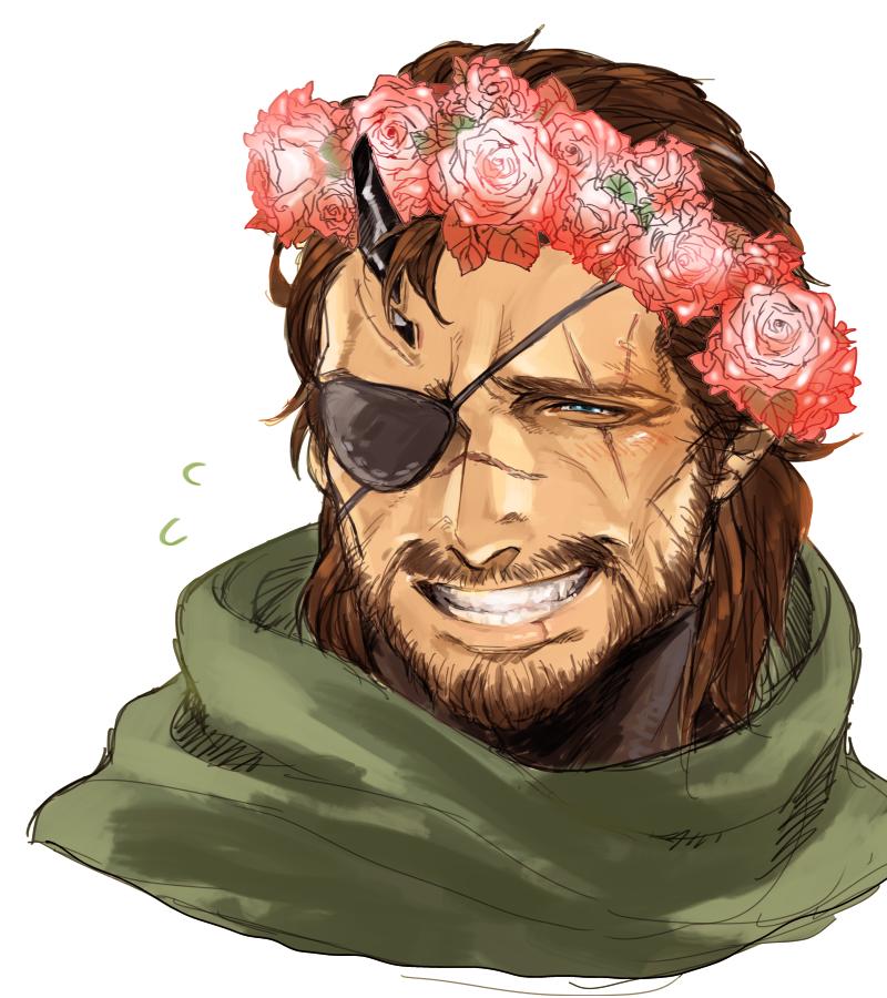 Raiden Screams Artistas Metal Gear Cuaderno De Recortes Artistico