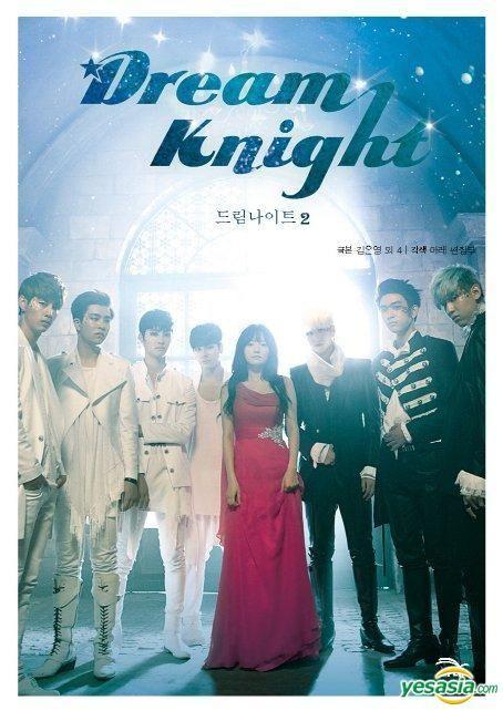 Got7 Dream Knight Novel Part Vol 2 Korean Language Gifts Photo Album Male Stars Photo Poster Groups Celebrity Gifts Got7 M Dream Knight Fan Book Knight