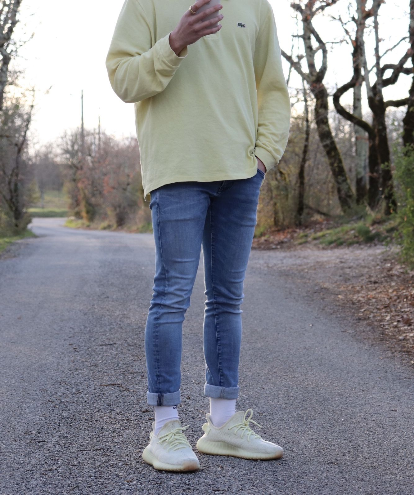 outfit yeezy
