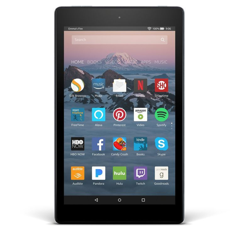 The 10 Best EReaders of 2020 Fire tablet, Tablet amazon