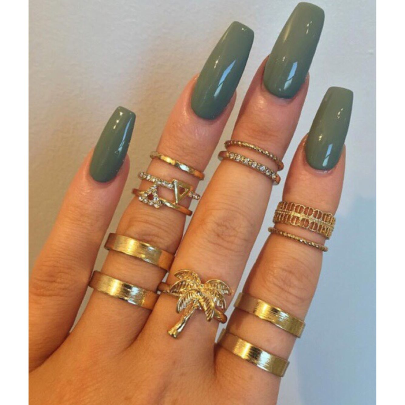 Khaki obsession | Nails | Pinterest | Khakis, Beauty nails and Makeup