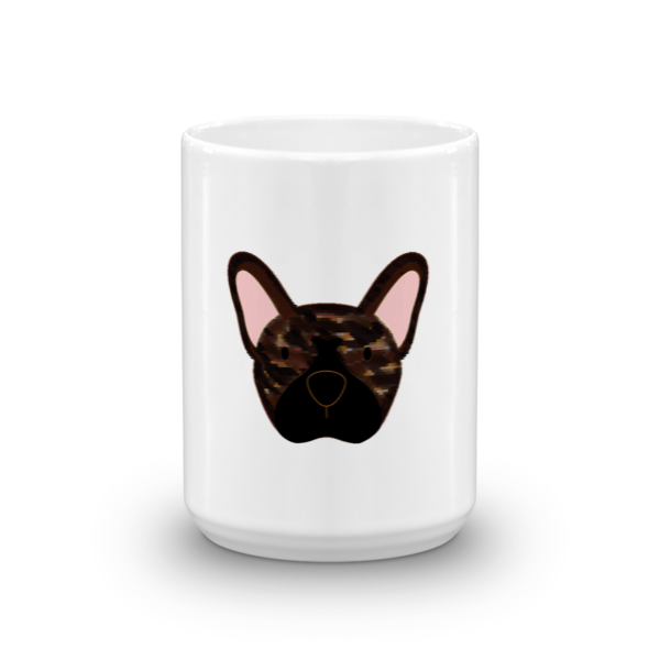Brindle Frenchie Mug