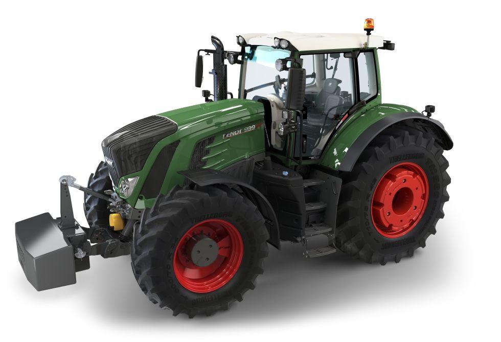 Versatility Fendt 900 Vario Tractors Agco Gmbh Fendt