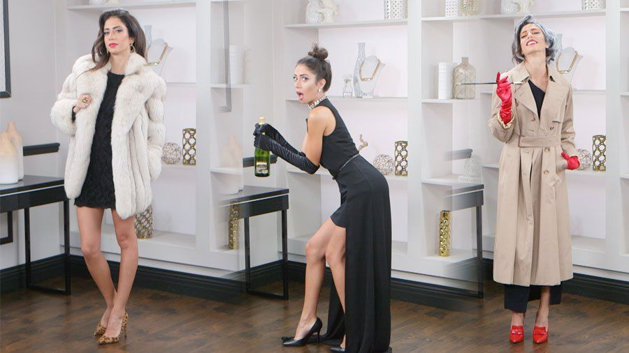 3 Last Minute Costume Ideas With A Little Black Dress Who Says You